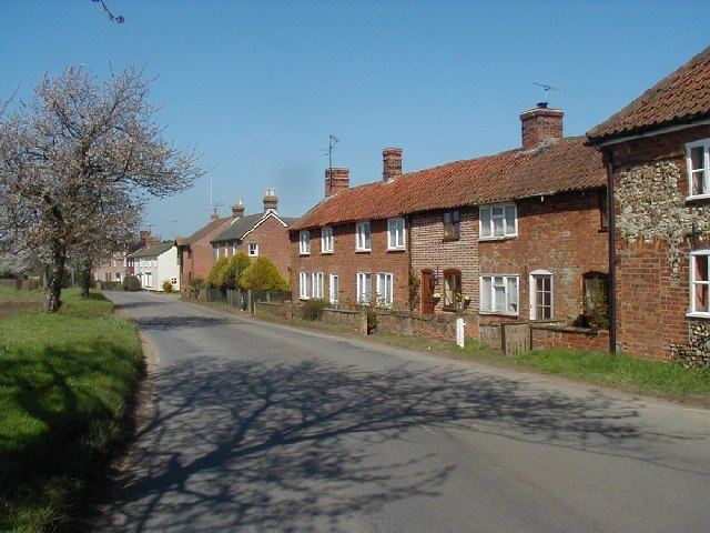The Street, Butley