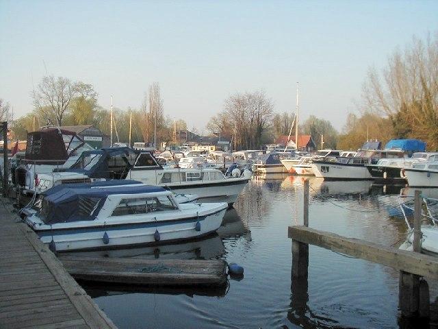 The Marina at Loddon