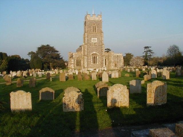 Loddon Church