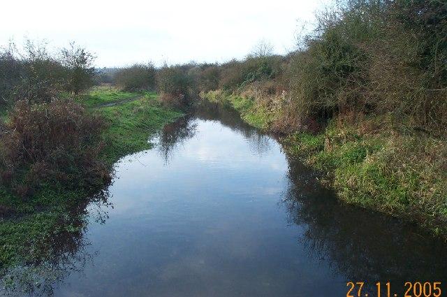 River Gade, Croxley Common Moor