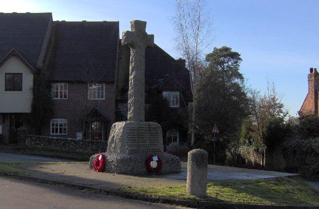 War Memorial Webb's Green