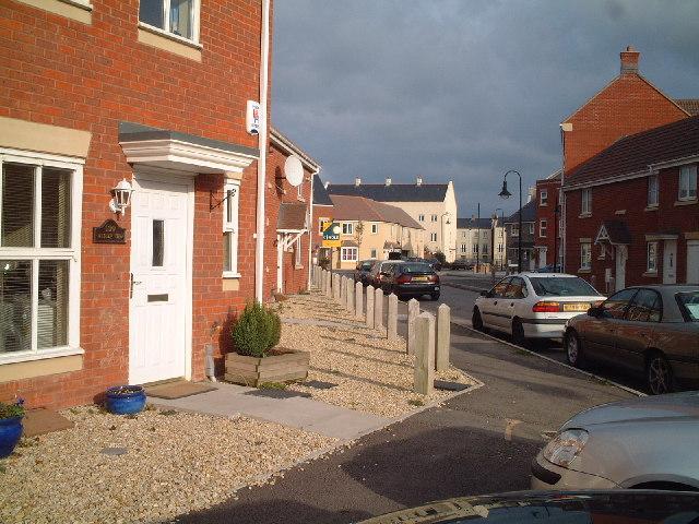 Longridge Way, Weston Village