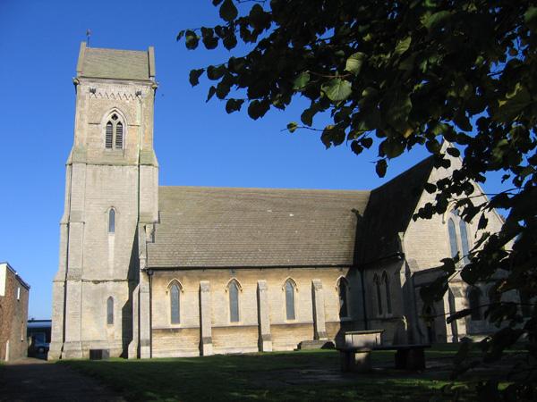 Eye parish church, Peterborough