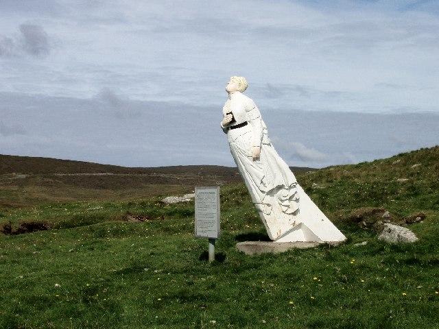 White Wife, Yell, Shetland