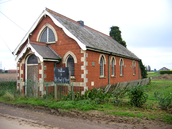 United Methodist Church, Quadring Eaudike, Lincs