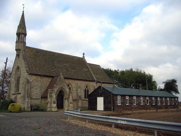 Chapel of Ease, Frampton West, Lincs