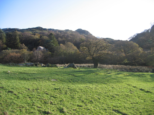 North of Capel Curig