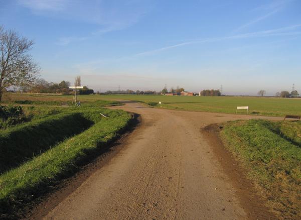 Crossroads, Quadring, Lincs
