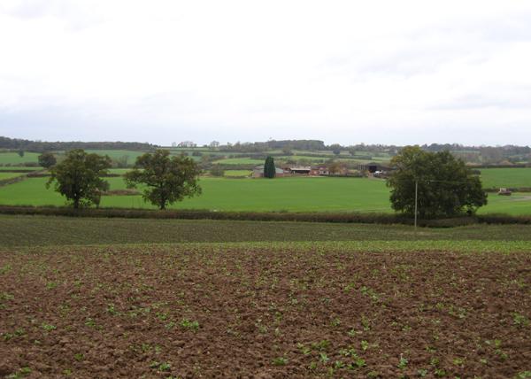 Fields Farm, Sutton Cheney, Leics