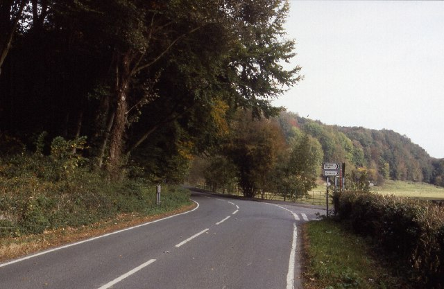 B 4500 in the Ceiriog Valley