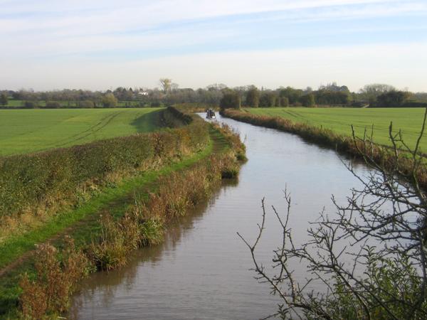 Ashby-de-la-Zouch Canal, Dadlington, Leics