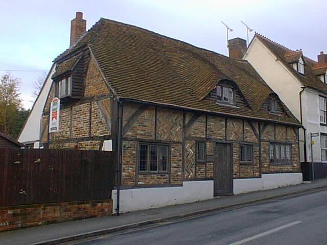 At Whitchurch, Hants