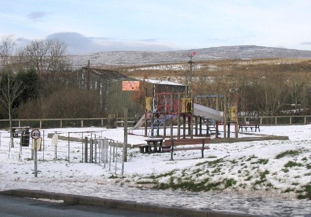 Playground at Rhosaman