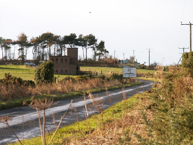 Drumrack cross roads