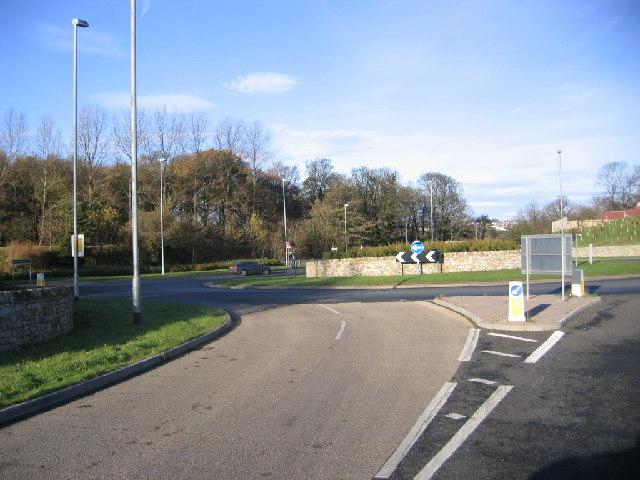 Stainburn Roundabout.