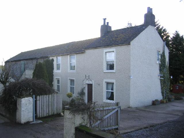 Asby Moor Farmhouse.