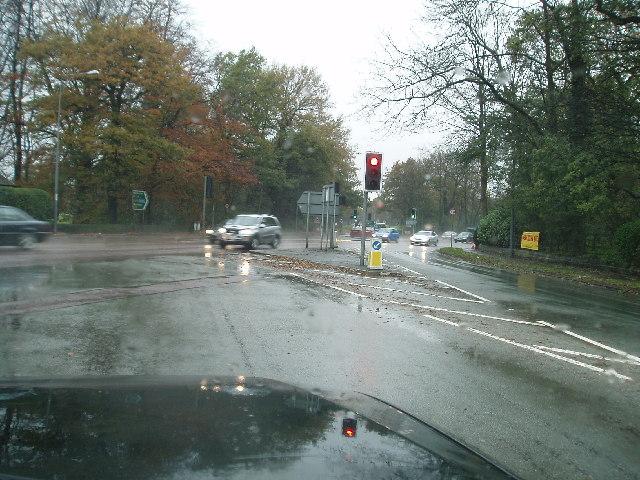 Mere Corner (Cross roads)