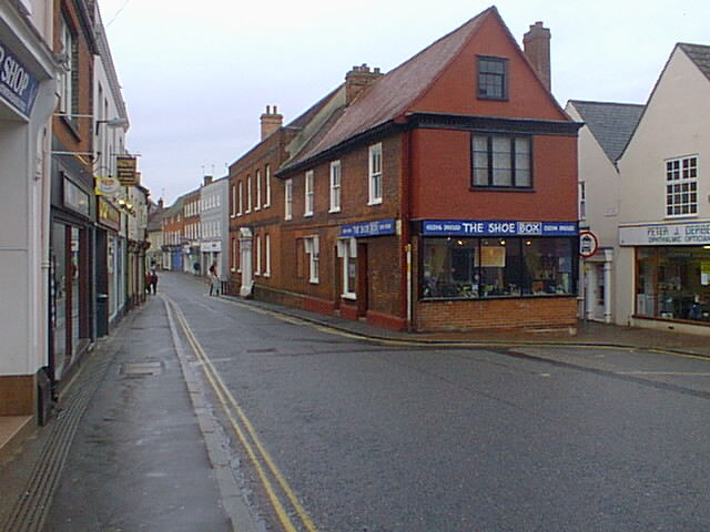 Shops at Manningtree