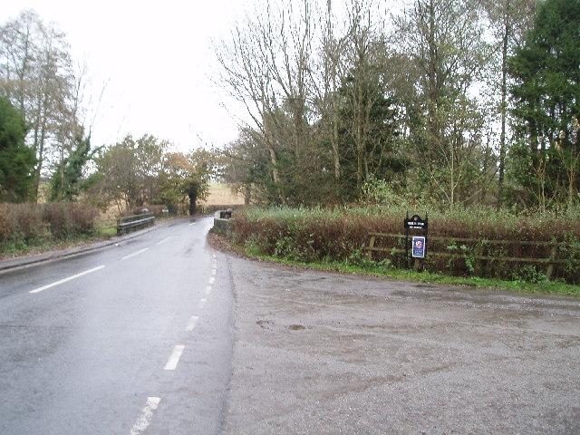 Ashley road bridge (Over the Birkin Brook)