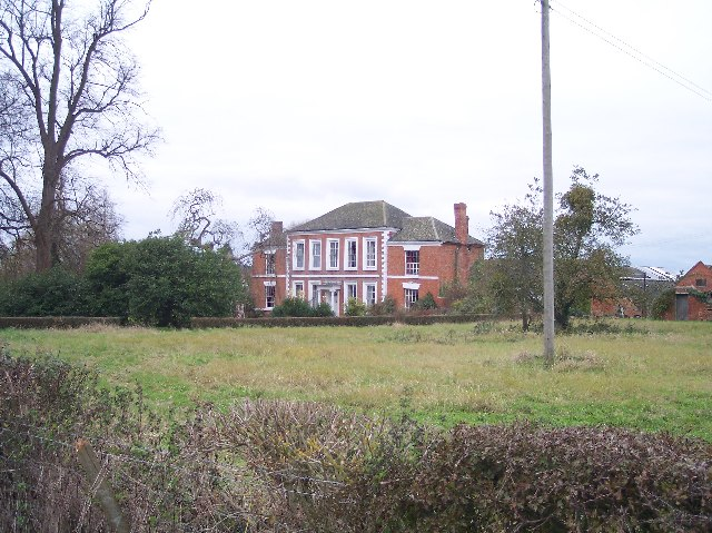 Norchard House, Peopleton