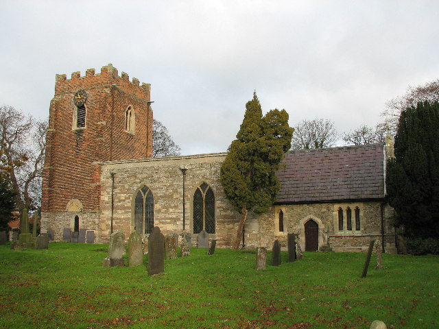 Saint Mary & All Saints Church, Hawksworth