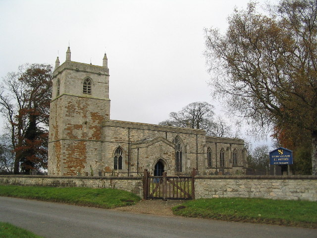Church of St Peter, Saltby