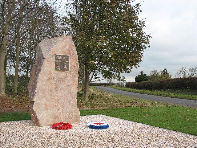 War Memorial, Screveton.