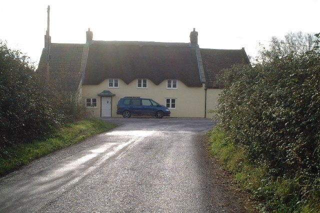 Thatched Cottage in Eastertown