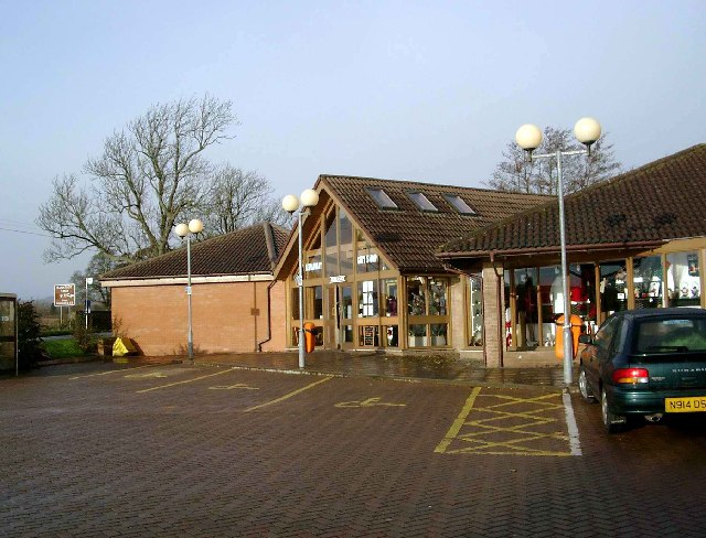 Bankfoot Visitor Centre