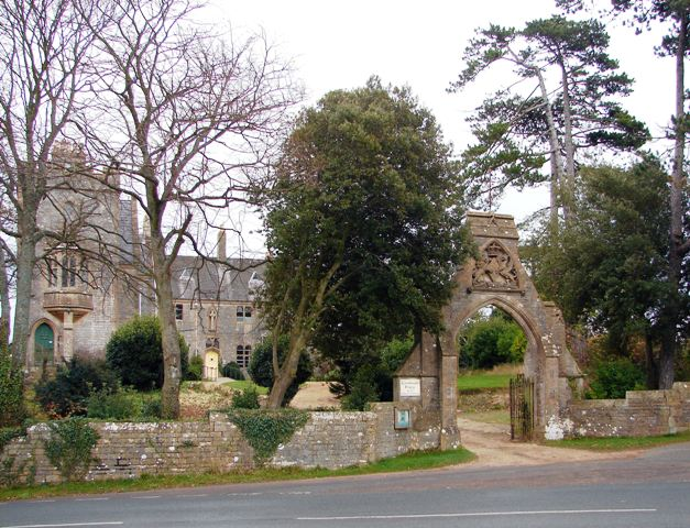 Carisbrooke Priory