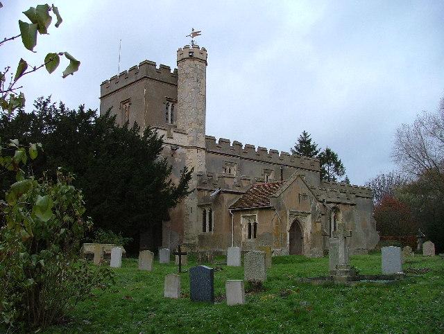 St Vincent's Church Newnham.