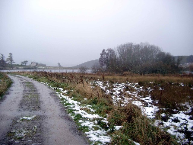 Track by Loch Kinellan