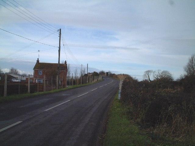 Railway bridge near Ham