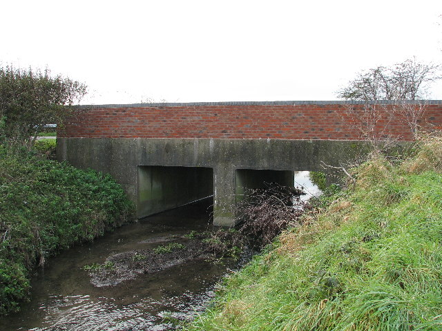 Car Dyke Bridge.