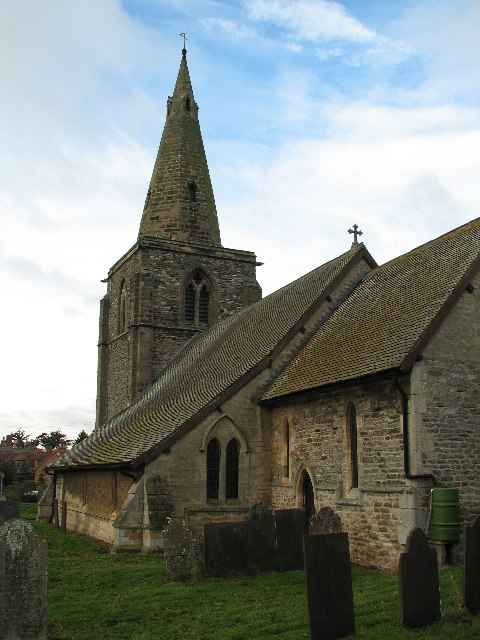 Saint John's Of Beverley Church, Scarrington.