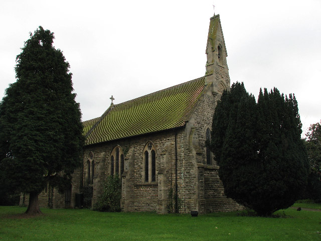 Saint Thomas Chapel, Aslockton.