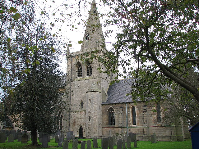 Saint John Of Beverley Church, Whatton