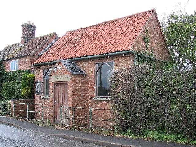 Independent Methodist Chapel, Sutton.