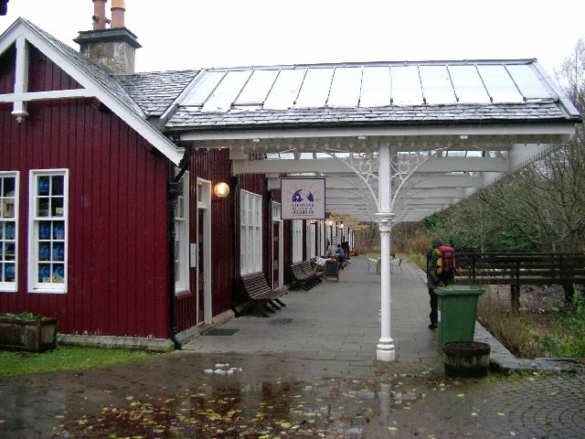 The Victorian Station, Strathpeffer