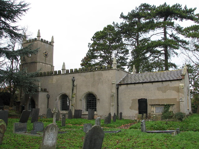 Saint Michael's & All Angels Church, Elton-On-The-Hill.