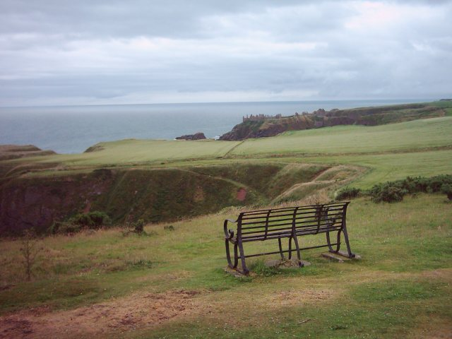 Bench, Black Hill, Stonehaven