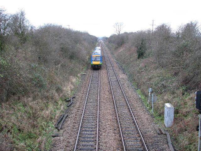 Nottingham to Grantham Railway, Near Orston