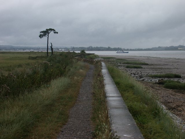Path, Exe estuary