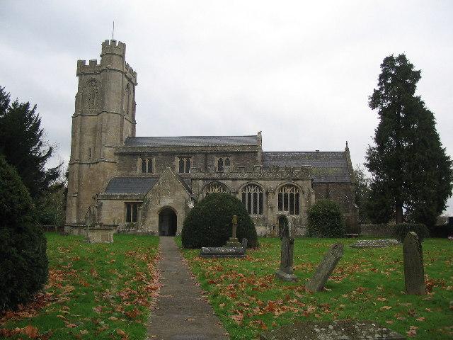 St Nicholas, North Bradley