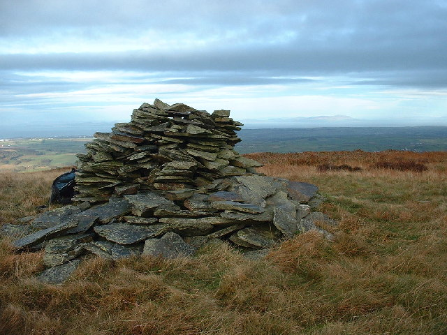 Summit Cairn Sharp Knott