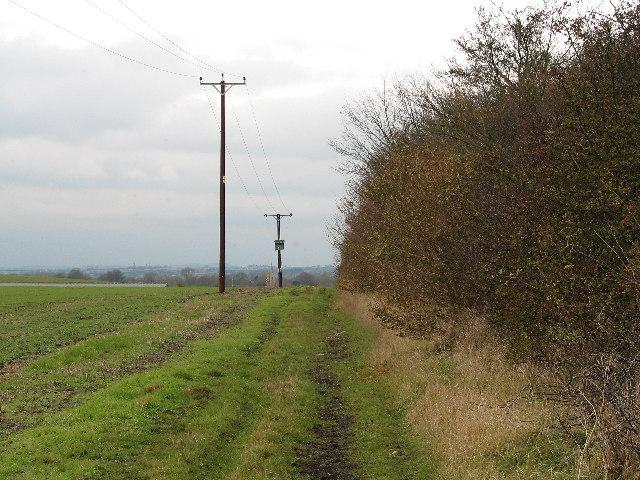 Longhedge Lane, Byway