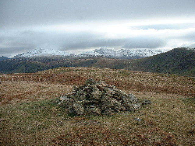 Summit Cairn Gavel Fell