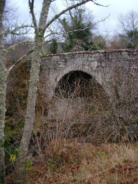 Aultgowrie bridge