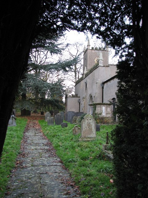 Elton Church, East Gateway