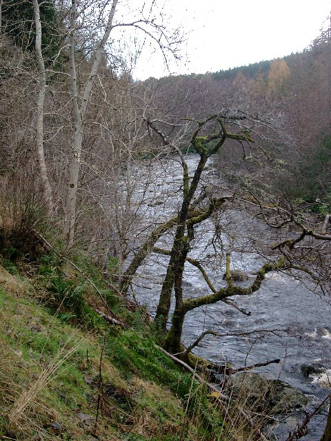 River Orrin above Falls of Orrin